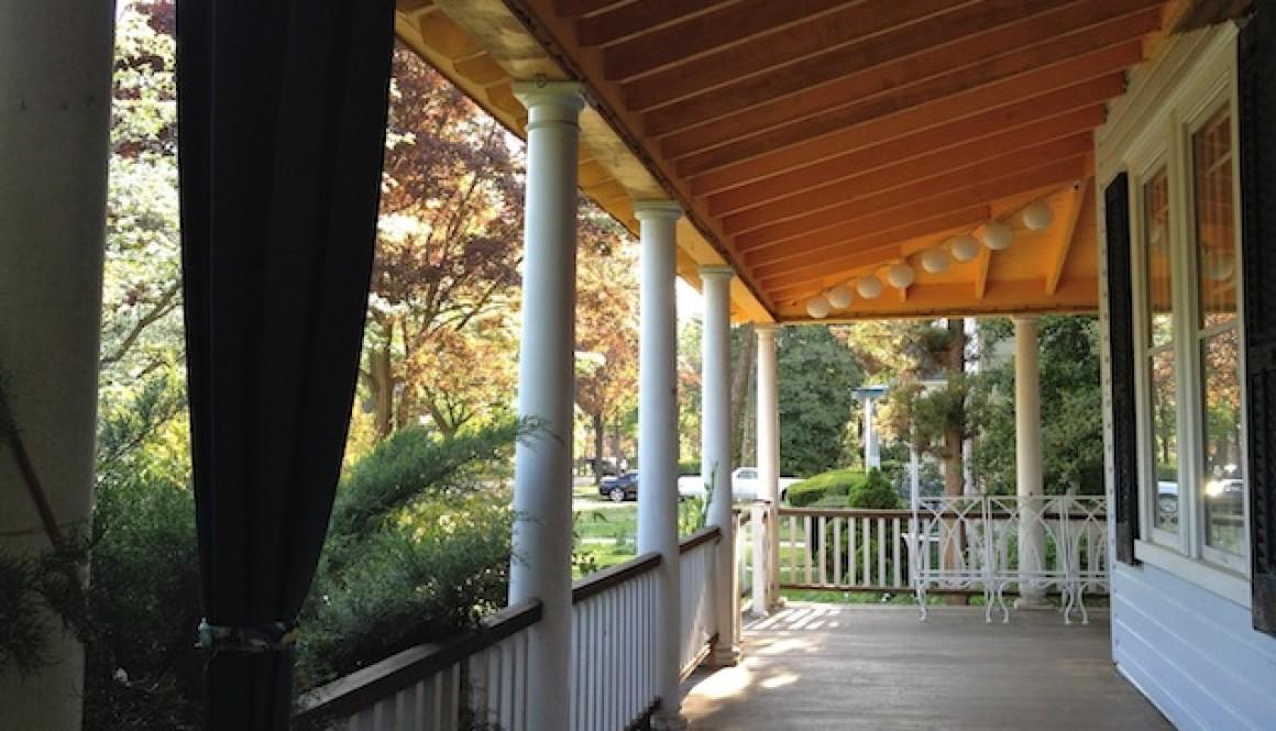 DIY front porch renovation... we