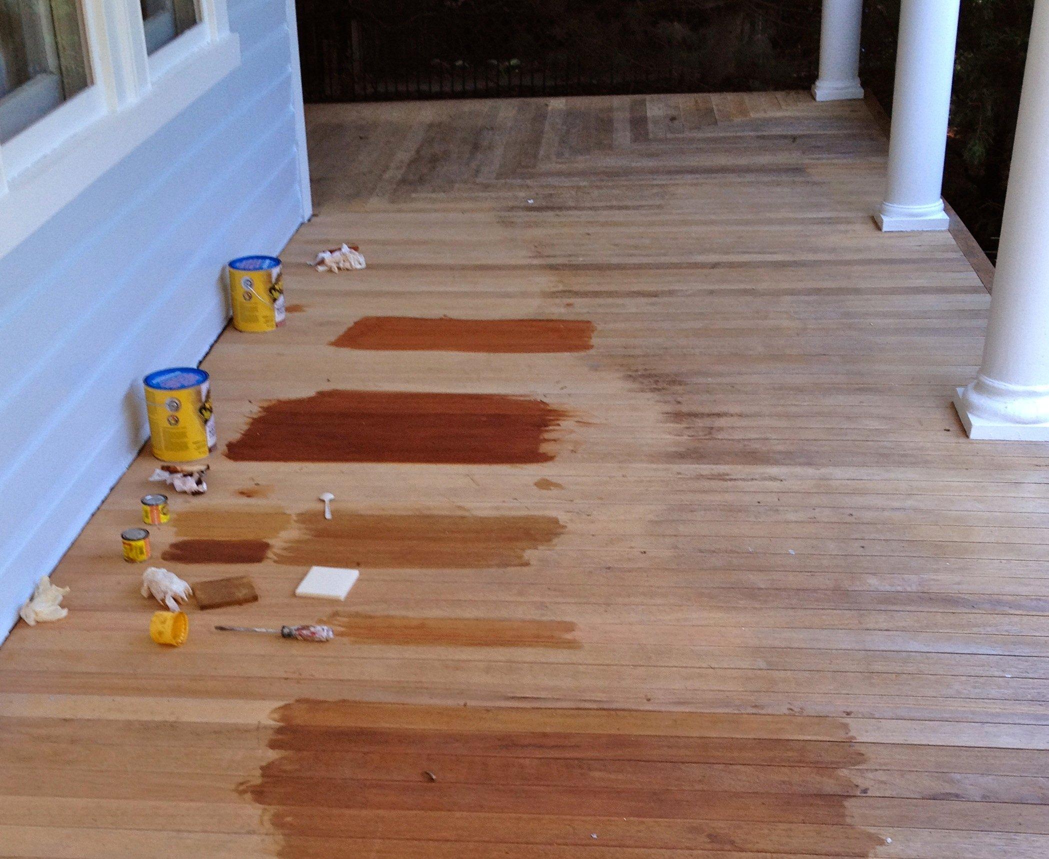 Cabot Stain Australian Timber Oil Jarrah Brown Honey