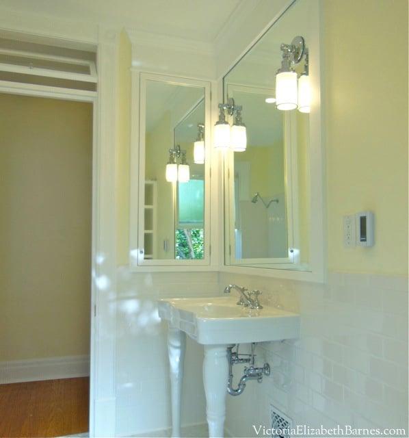 Bathroom Remodel Subway Tile Marble