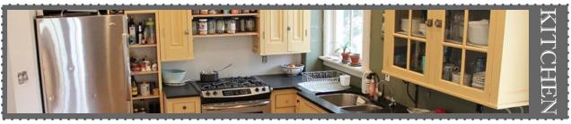 Old house kitchen remodel and DIY design.