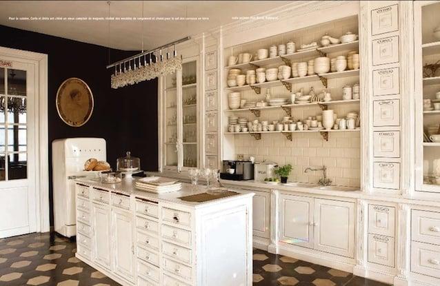 general store kitchen cabinets - Victoria Elizabeth Barnes
