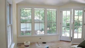 DIY old house restoration duplicating molding 5