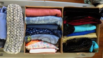 Marie Kondo konmari method folding