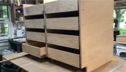 building diy kitchen cabinets 6